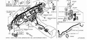 Infiniti Q60 Harness Sub  Engine Room  Other