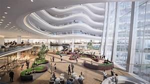 Zaha, Hadid, Architects, Design, The, New, Oppo, Headquarters, In, Shenzhen