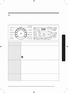 Samsung Dve50m7450p  A3 0000 User Manual Dryer Manuals And