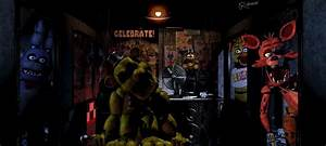 TEAM ATTACK: All FNAF 1 characters. by Rodenmaar on DeviantArt