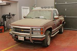 Is Barn Find 1991 Chevy C  K 1500 Z71 Truck With 3 5k Miles