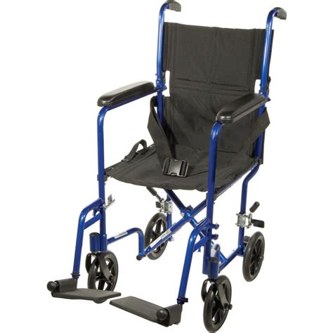 aluminum transport chair lightweight durable and compact