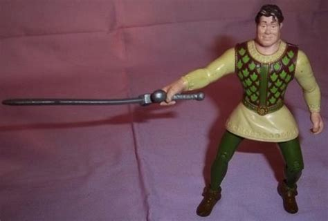 other figures human form shrek with sword not mcdonalds toy was sold for r20 00 23