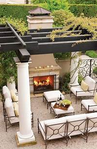 fine outdoor living patio design ideas TOP 12 STUNNING FIREPLACES FOR LUXURY OUTDOOR LIVING ...