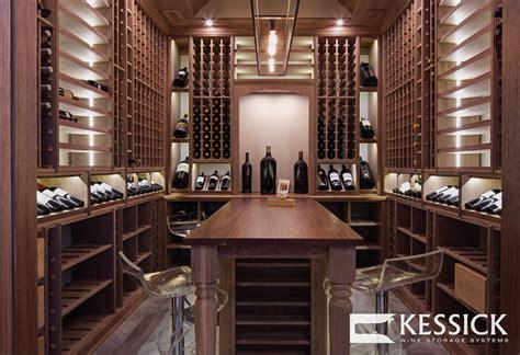 miami residential commercial custom wine cellar designs