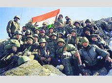 OPERATION VIJAY 1999 India remembers Kargil Vijay Divas