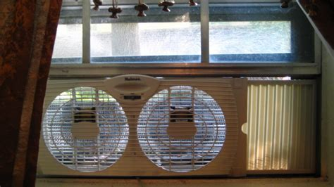 Use a Window Fan When Your Kitchen Doesn?t Have a Range Vent