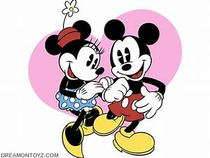 Micky Maus Und Minni Maus : minnie mouse mickey wallpaper of mickey and minnie mouse with a pink heart minnie mouse ~ Orissabook.com Haus und Dekorationen