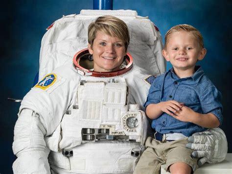 nasa astronaut anne mcclain     son