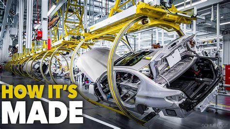 Bmw 5 Series Car Factory