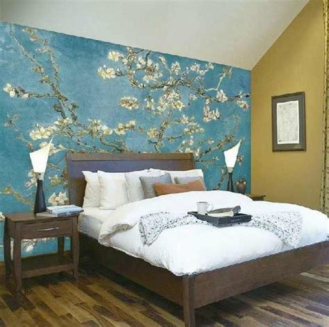 Bedroom One Wall Different Color by Rooms With One Wall Painted A Different Color