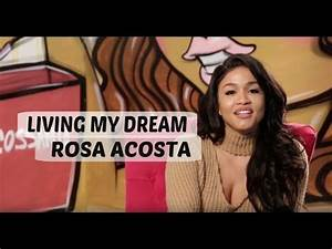 Living My Dream: How Rosa Acosta Opened A Successful ...