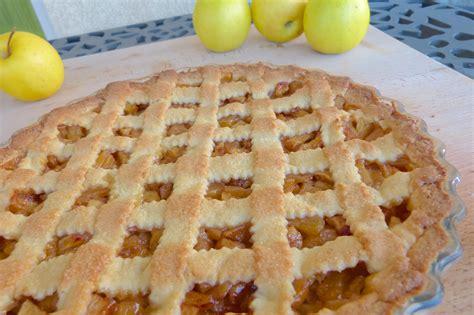 tarte aux pommes rustique la cuisine de micheline