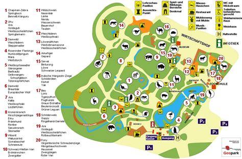 Britzer Garten Plan Pdf by Zoos Eberswalde
