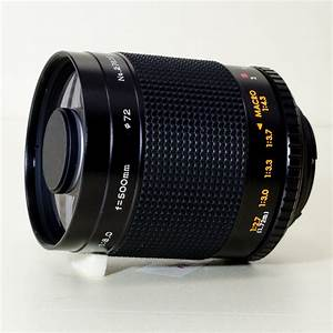 The Samyang 500 Mm F   8 Mirror Lens  Specs  Mtf Charts