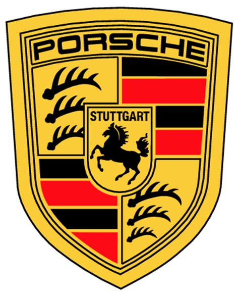 porsche logo transparent porsche logo vector automobil bildidee