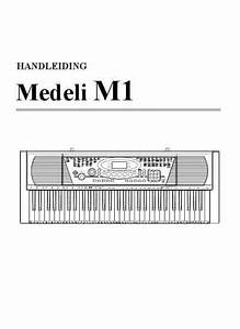 Medeli M1 Others Download Manual For Free Now