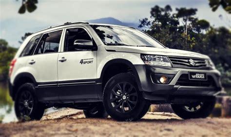 2020 Suzuki Grand Vitara by 2019 Suzuki Grand Vitara Rumors Changes Price 2020