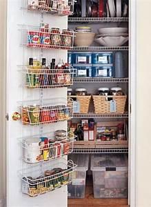 31 Kitchen Pantry Organization Ideas - Storage Solutions