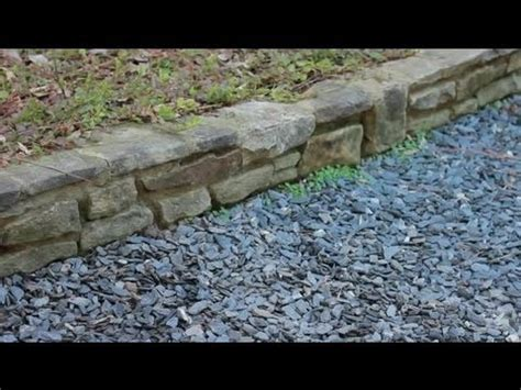 Decorative Gravel Landscaping - how to lay out gravel landscaping landscaping basics