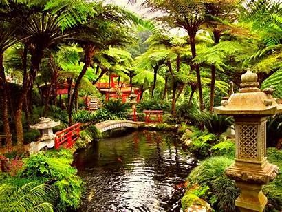 Garden Wallpapers Japanese 1080p Title