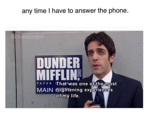 Office Meme Another Relatable The Office Meme Socialanxiety