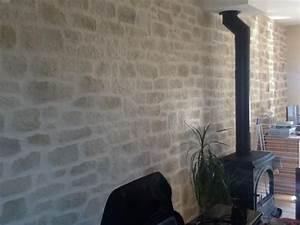 Enduit Interieur Pas Cher : enduit decopierre interieur loir et cher enduit deco ~ Premium-room.com Idées de Décoration