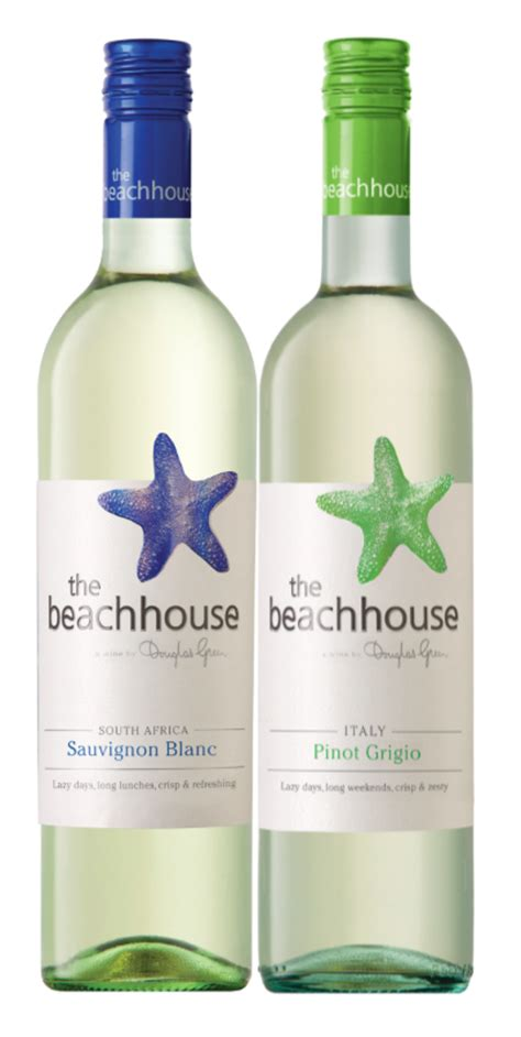 The Beach House Wines  Beach Houses