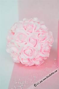 Boule De Rose : 1 photophore sur pied 25cm ~ Teatrodelosmanantiales.com Idées de Décoration