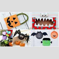 Halloween Crafts For Kids Yummymummyclubca
