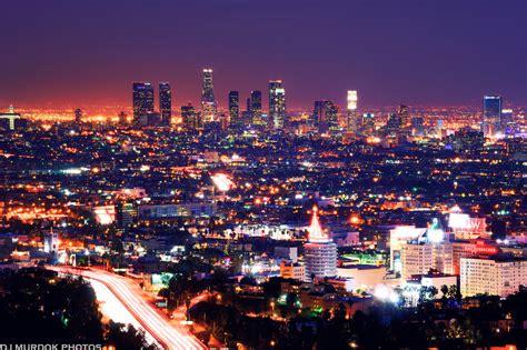 Los Angeles, City Of Lights...
