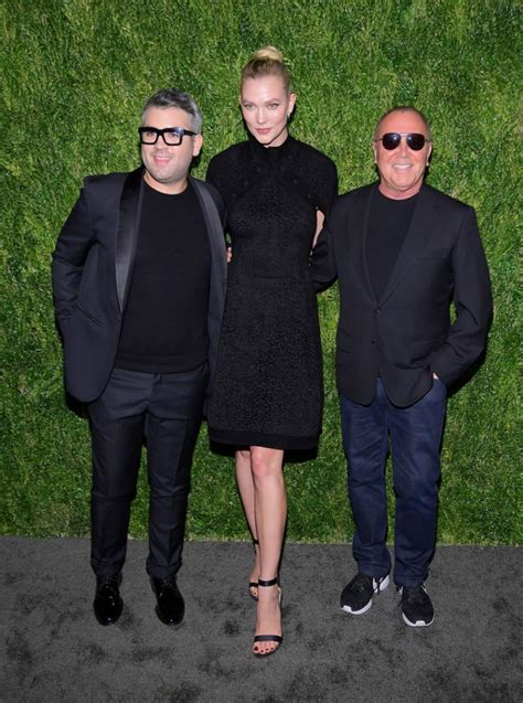 Karlie Kloss Cfda Vogue Fashion Fund Awards