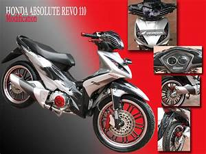 85  Modifikasi Motor Revo 2014