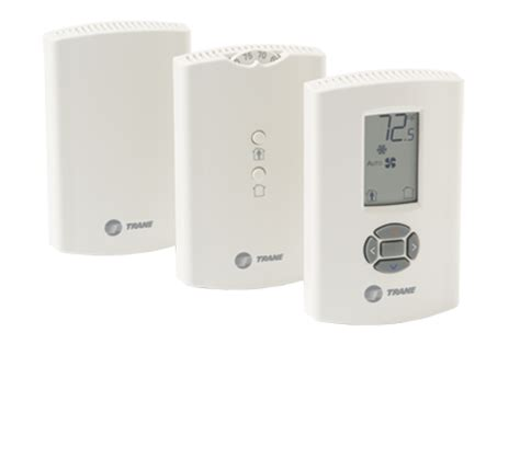 temperature sensor trane commercial