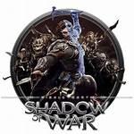 Shadow War Earth Middle Icon Folder Round