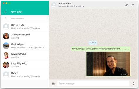 whatsapp introduces their new desktop app for windows and mac crackberry
