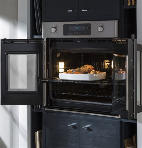 door wall oven single and wall ovens ge appliances