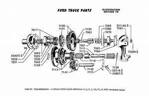 Harley Davidson 4 Speed Transmission Diagram