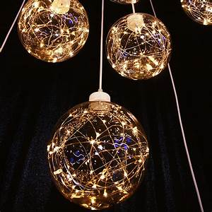 Star, Spring, Led, Light, Drop, Ceiling, Hanging, Wedding, Deco, For, Weddings, Party, Event, Decoration