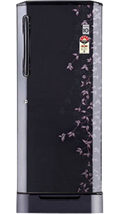 lg single door refrigerator gl bnde reviews price