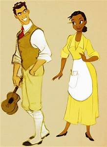 Naveen & Tiana   Disney: The Princess & the Frog   Pinterest