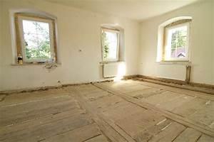Rekonstrukce podlahy v patře