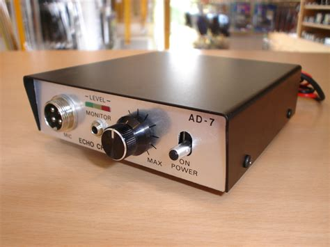 chambre d echo chambre d echo cb ad 7 radio media system
