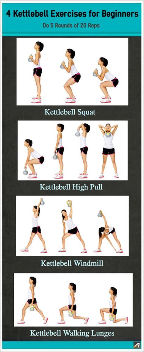 exercises kettlebell beginners workout beginner body exercise workouts upper kettlebells squat weight fitness legs kettle bell core health strength easy