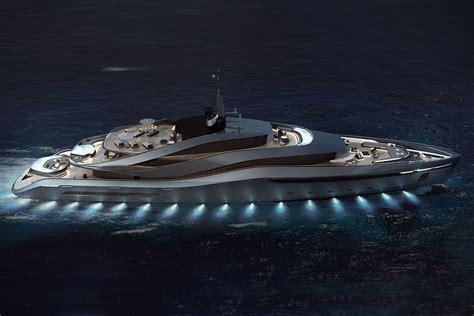 Find the perfect yacht luxury ferrari stock photo. Ferrari Designer Creates Luxurious Superyacht, Calls it the Aurea - TechEBlog
