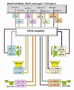 Wiring Diagram Speaker Amplifier