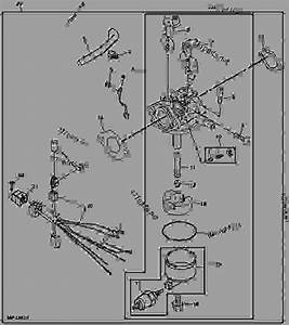 31 John Deere Gator Carburetor Diagram