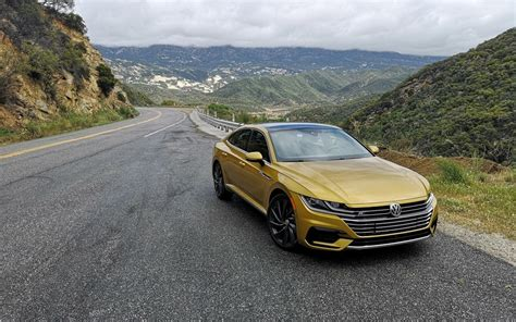 volkswagen arteon  rebirth   sedan