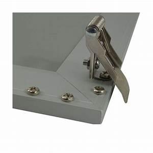 Panneau Led Pour Cuisine : kit pour montage panneau led encastrer lux et d co ~ Edinachiropracticcenter.com Idées de Décoration
