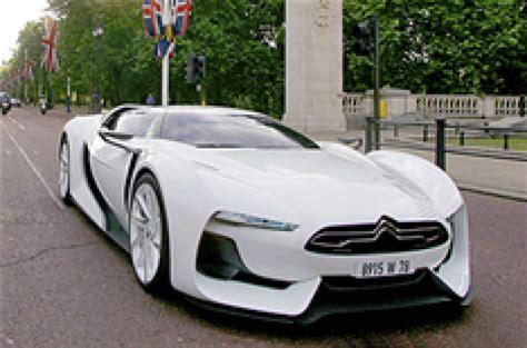 citroen supercar citroen gt supercar 39 will be built 39 autocar